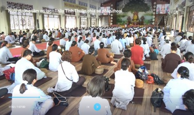 Thông báo: KHÓA TU THÁNG 8 tại Thiền viện Trúc Lâm Tuệ Đức